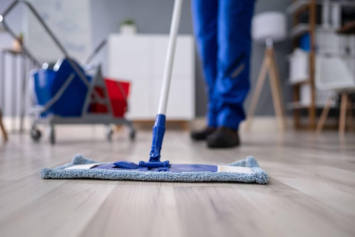 Reinigung und Pflege – Hausmeisterservice Bär